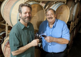 Villa del Monte Winery Winemakers John Overstreet and Neil Perrelli