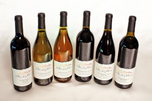 Selection of Villa del Monte Wines