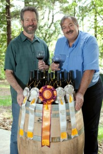 Award-winning Villa del Monte wine