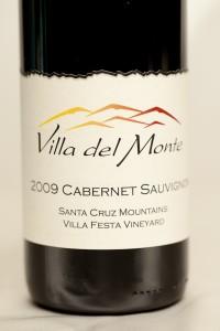 Award-winning Villa del Monte Cabernet