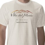 Villa del Monte Winery Shirt