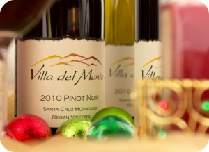 Villa del Monte Wine for Holidays
