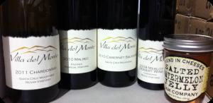 April 2013 Villa del Monte Wine Club Shipment