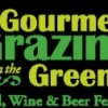 Gourmet Grazing on the Green 2013
