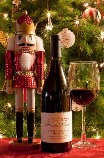 Villa del Monte Wine Holiday Cheer