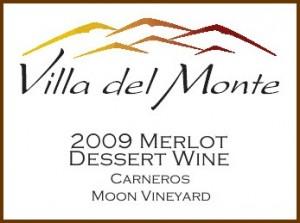 Viilla del Monte Merlot Dessert Wine