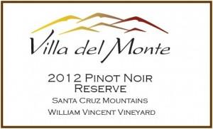 Villa del Monte Winery Pinot