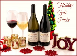 Villa del Monte Holiday Gift Packs Wine