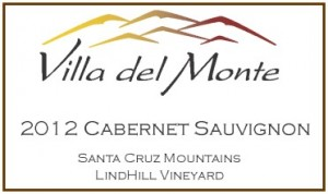 Villa del Monte 2012 Cabernet LindHill