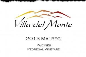 Villa del Monte Malbec